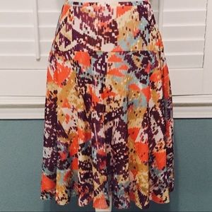 Anthropologie Weston Wear small stretchy skirt